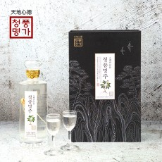 소백산산삼 청풍명주