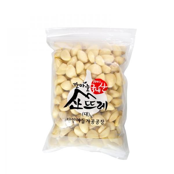 국내산 깐마늘 1kg 1봉