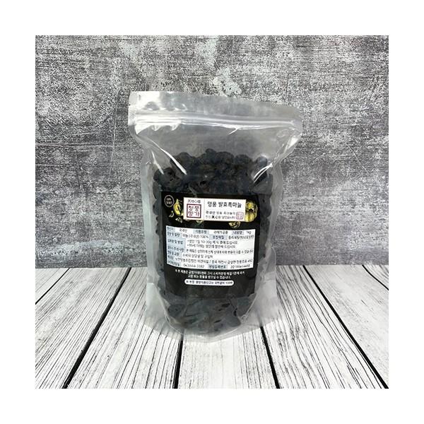 발효흑마늘 1kg
